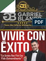 Vivir Con Éxito Gabriel Blanco
