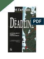 Deadline Sample