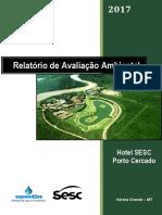 Rt 03 Relatório de Avaliação Ambiental Sesc Porto Cercdo0 Versão Final 07-03-2017 Hspc