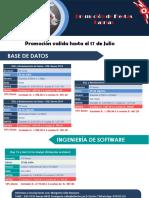 Calendario Promocion Fiestas Patrias