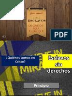 esclavos de cristo  # 2 Ayuno Congregacional 2017 ok.pptx