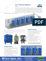 Containerized Water Treatment Systems