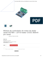 Dual Channel Motor Driver Module HG7881 _ L9110 Up to 12VDC 800mA Per Channel _ QQ Online Trading