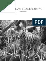 ESPACIO URBANO Y ESPACIO CREATIVO - ARQUITECTURA