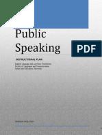 Public Speaking Sem 2 2015 2016