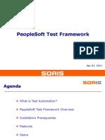 SOAIS_PeopleSoft Test FrameWork