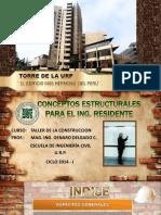 CONCRETOS  ESTRUCTURALES  PARA EL INGENIERO RESIDENTE.pptx
