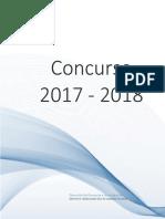 Llamado a Concurso IVSS 2017-2018