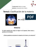 Anexo 5 Clasificación de La Materia