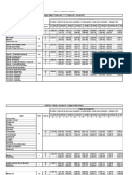 Tabelas Do Plano Tabela de Salarios