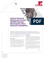 Onmsi Optical Network Monitoring System