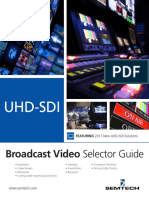 Gennum Video Broadcast Guide