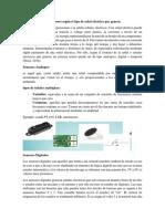 Clasificación de Los Sensores Según El Tipo de Señal Eléctrica Que Genera