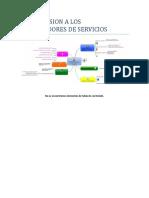 Understanding Service Consumers