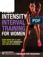 DK - High Intensity Interval Training for Women 2015