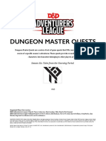 DM Quests Instructions and FAQ YP V60