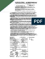 Panlong Agreement Burma 1947