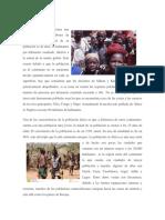 Población de África, Ante Siglo Xx1 Antropologo