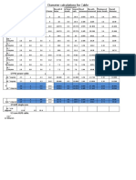 Grid Cable Dia Calculation Sheet - Copy
