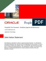 PTF Oracle Workshop