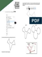 Practica Con Nodos de Corel Draw x7