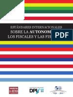 DPLF CEJA Estandares Fiscales Diagramacion