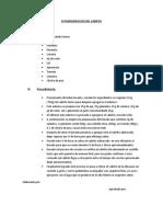 Estandarizacion Del Cabrito