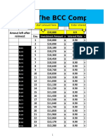 BitConnect Sheet