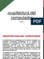 06arquitectura Del Computador - Material de Lectura Corte i