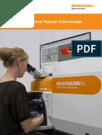 InVia Confocal Raman Microscope