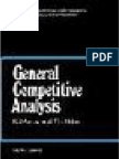 General Competitive Analysis