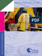Developments of Aruba s Labor Force 2007 Original