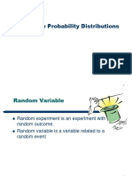 Chap 2 Probability Distribution