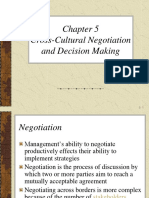 Chap 5 Cross Culture Negotiation Skills
