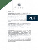 Decreto 350-17