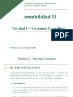 Unidad I - Sistemas Contables
