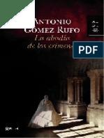 La abadia de los crimenes - Antonio Gomez Rufo.epub