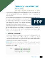 3.- Comandos VHDL