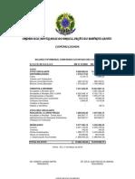 Prestação de Contas 21 - Março 2010