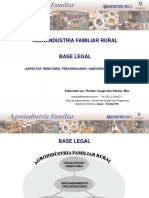 Base Legal Agroindustria Familiar