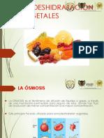 OSMODESHIDRATACIÓN DE VEGETALES.ppt