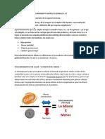 Determinacion de Posicionamiento Empresa Cassinelli s