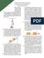 Fisica 1 Taller 1-Aplicaciones de Newton UTB
