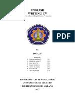 Writing Cv 221