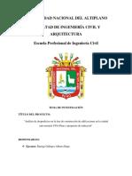 Perfil de Proyecto de Investigacion Barriga Gallegos Alberto Hugo Final