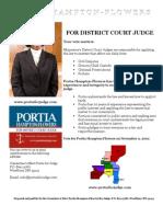 Portia's Flyer