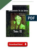 Antiguedades-De-Los-Judios-Tomo-III--La-historia-del-pueblo-Judio-a-traves-de-los-ojos-y-palabra-del-historiador-Flavio-Josefo-(Spanish-Edition)-PDF-Download.pdf