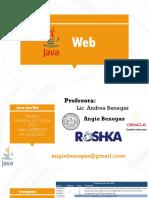 1- Presentación Curso Java Web