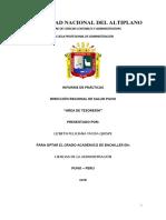 Avanse de Informe-De-practicas...Lizbeth MEJORADO