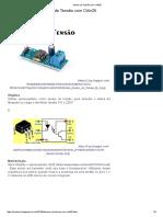 Sensor de Tensão Com Ci4n25
